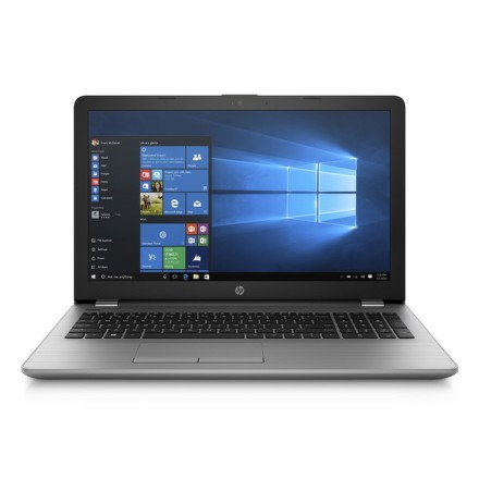 "Ntb HP 250 G6 i3-6006U, 4GB, 256GB, 15.6"""", Full HD, DVD±R/RW, Intel HD 520, BT, CAM, W10 - stříbrný"
