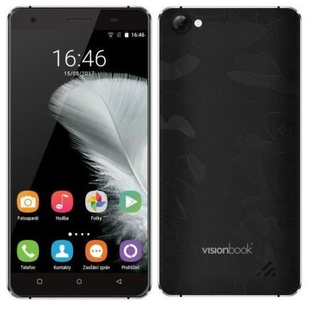 Umax VisionBook P50 Plus LTE - černý