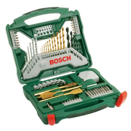 Sada nářadí Bosch 70 dílná X-Line titan