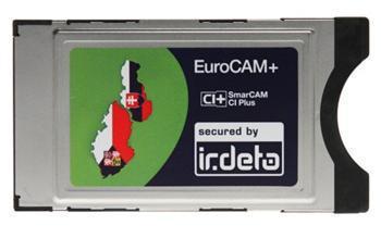 Modul Irdeto EuroCam