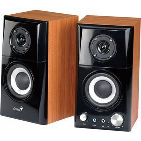 Genius SP-HF500A dřevo