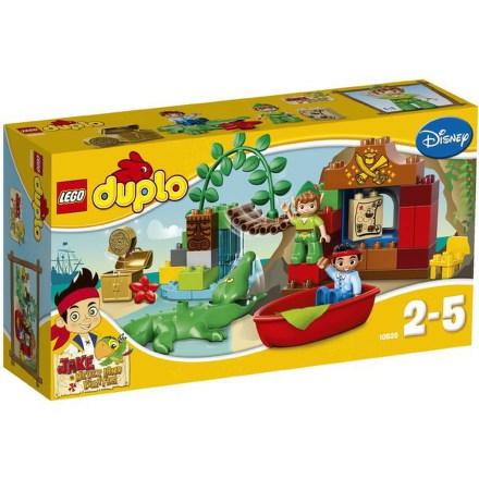 Stavebnice Lego® DUPLO Pirát Jake 10526 Peter Pan přichází