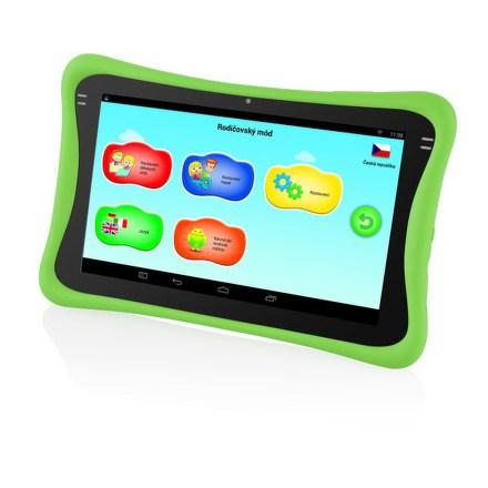 """Dotykový tablet GoGEN MAXPAD9 G3G 9"""""""", 8 GB, WF, Android 4.4 - zelený"""