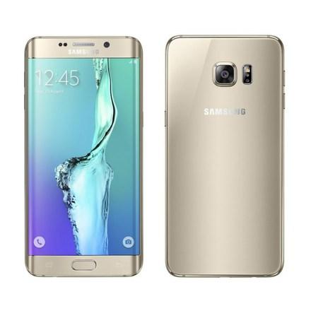 Mobilní telefon Samsung Galaxy S6 edge+ 64 GB (G928) - zlatý