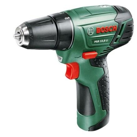 Aku vrtačka Bosch PSR 10,8 Li Compact upgrade