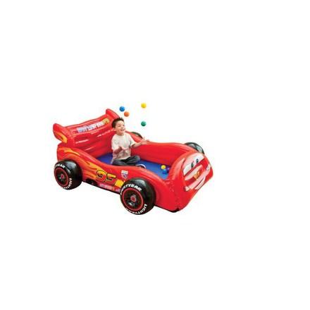 Hrací centrum Intex Cars s míčky