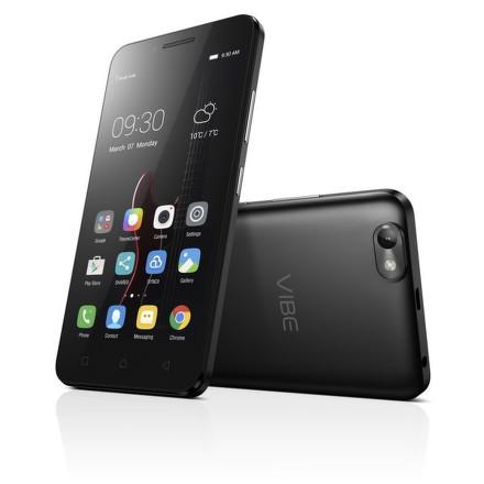 Lenovo Vibe C Dual SIM - černý