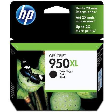 Inkoustová náplň HP No. 950XL, 2300 stran originální - černá