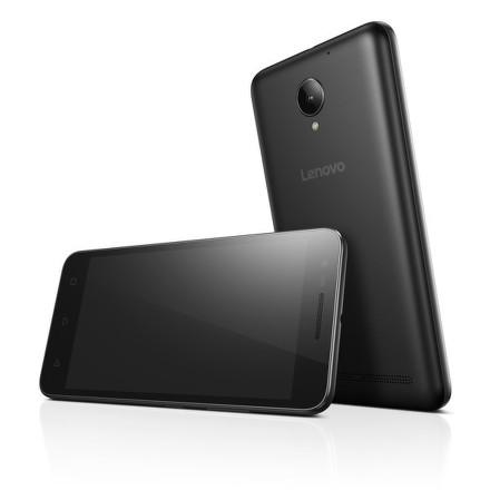 Mobilní telefon Lenovo C2 Power - černý
