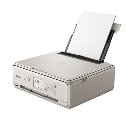 Tiskárna multifunkční Canon PIXMA TS5053 A4, 12str./min, 9str./min, 4800 x 1200, duplex, WF, USB - šedá