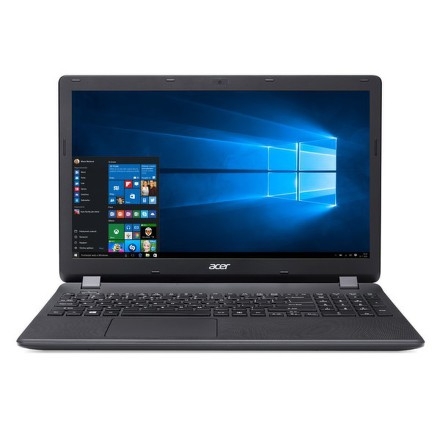 "Ntb Acer Aspire ES15 (ES1-531-C1SU) Celeron N3160, 4GB, 500GB, 15.6"""", HD, bez mechaniky, Intel HD 400, BT, CAM, W10 - černý"