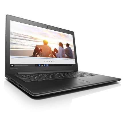 "Ntb Lenovo IdeaPad 310-15ISK i3-6006U, 6GB, 256GB, 15.6"""", Full HD, bez mechaniky, nVidia 920MX, 2GB, BT, CAM, W10 - černý"