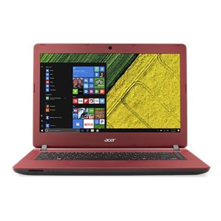 Acer Aspire ES14 ES1-432-C528 - červený