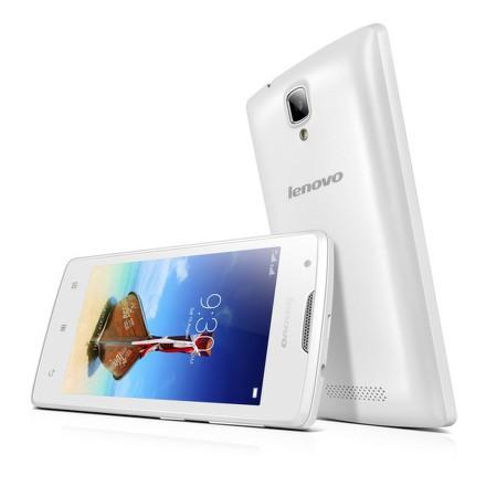Mobilní telefon Lenovo A1000 DualSIM - bílý