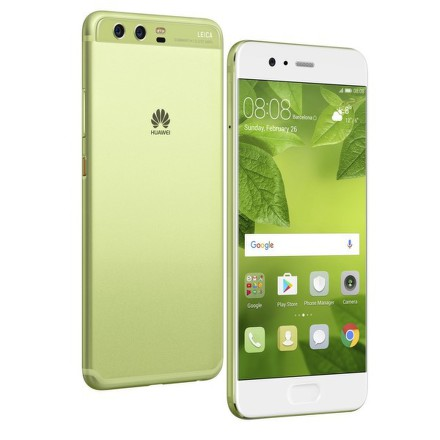 Mobilní telefon Huawei P10 Dual SIM - zelený