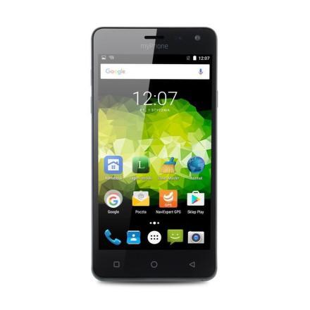 Mobilní telefon myPhone PRIME PLUS - černý