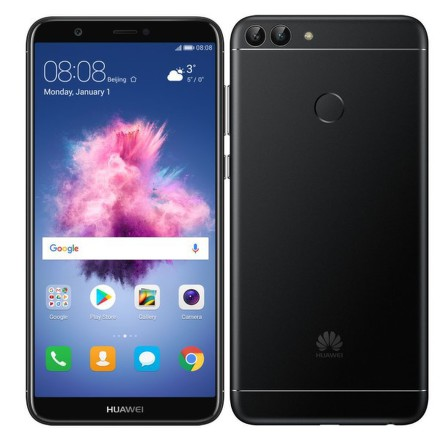 Huawei P smart Dual SIM - černý