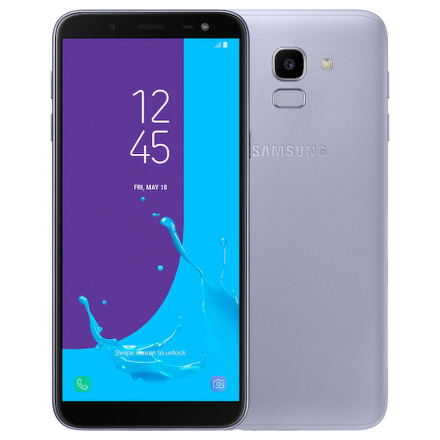 Samsung Galaxy J6 Dual SIM - fialový
