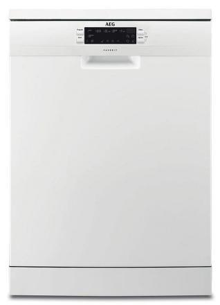 Myčka nádobí AEG Mastery FFB62700PW bílá