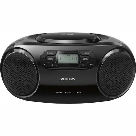 Radiopřijímač s DAB+/CD Philips AZB500